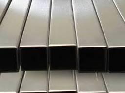 Труба оцинкованная профильная прямоугольная 80х60х3 мм 6 м