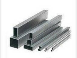 Труба алюминиевая профильная, профиль алюминиевый размеры