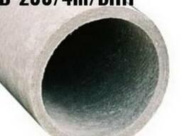 Труба асбестоцементная D-200/4м