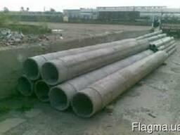 Асбестоцементные трубы диаметр 200мм (L 4)