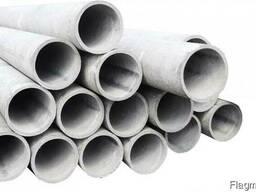 Труба асбестовая, Асбесто-цементная, а/ц Труба 300 ВТ- 6