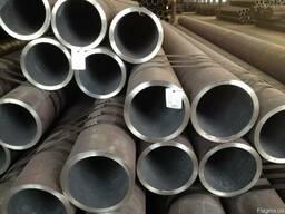 Труба б/ш 273 х 8, 219 х 14 мм сталь 20, 09г2с бесшовная