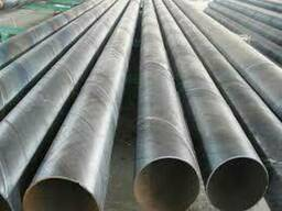 Труба бесшовная 168х16 мм сталь 30Г2