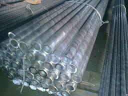 Труба бесшовная н/ж ф 20х2,5 мм AISI 321 (12Х18Н10Т) цена