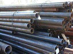 Труба бесшовная стальная 38х7 ГОСТ 8734-75 купить цена