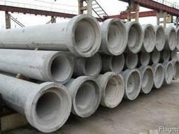 Труба бетонная 1000мм, 1200мм