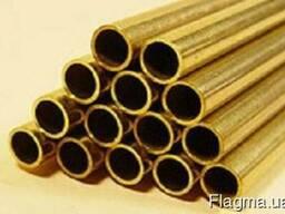 Труба латунная всех диаметров купить склад цена качество