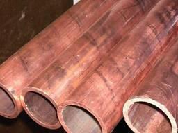 Труба медная М1 ф 42х3х3000 мм купить по актуальной цене