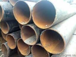 Труба бу демонтажная 377х10мм