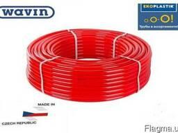 Труба для теплого пола Wavin Ecoplastic PE-Xc Evon 16х2,0