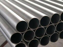 Трубы нержавеющие сталь12х18н10т бесшовные. Отрезаем