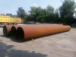 Труба г/к 1020-1220х10-12 мм, 10-12 м демонтаж