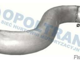 Труба глушителя RVI Premium (до 2006г) средняя