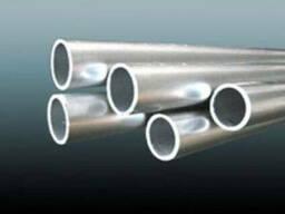 Труба нержавеющая диаметр 42х3мм полированная для пилона