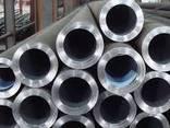 Титановая труба бесшовная и сварная ВТ1, вт22 - фото 1
