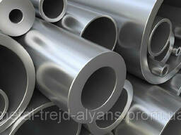Труба круглая алюминиевая ф 55 мм (55 х 10 мм) АД31 Т5
