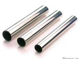 Труба н\ж зеркальная 50, 8х1, 5 AISI 201 (12Х15Г9НД) техничка