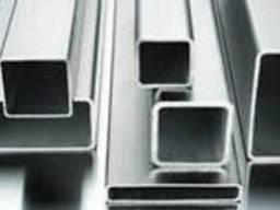 Труба алюминивая АД31 .40х20х2мм в аноде и без анода.