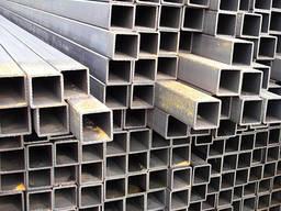 Алюминиевая квадратная труба 45х45х2, 25 мм