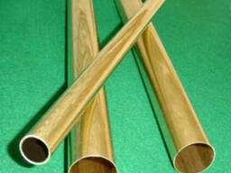 Латунная труба 30х4мм
