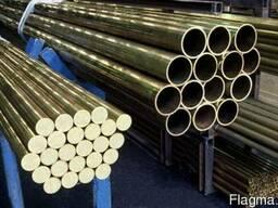 Труба латунная 15, 0 мм Л63, ЛС59, Л63М, Л63Т цена купить