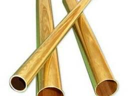 Труба латунная 30х1