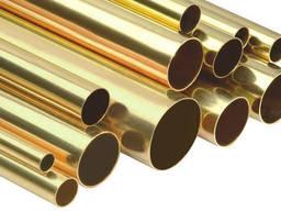 Труба медная круглая 6х1, 0 мм, купить, труба М2, цена,
