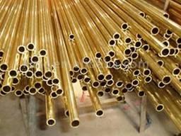 Труба латунная Л63 ЛС59-1 ГОСТ 494-90 Диаметр от 5мм.