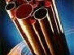 Труба медная М1 (мягкая) ф22х1