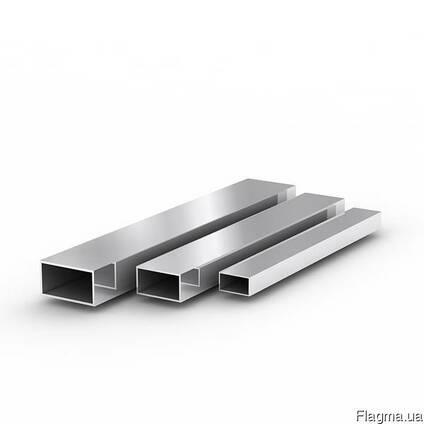 Алюминиевая профильная труба 50х50х3,0 мм