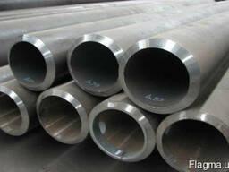 Труба сталь 45, 40Х Диаметр от 22-530мм, стенка от 4, 5-75мм