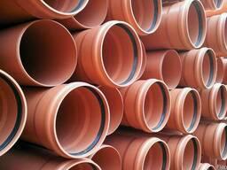 Труба ПВХ полиэтиленовая для водопровода купить цена