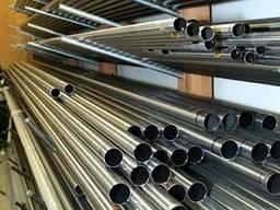 Трубы Д16Т дюралевые 12х1,5 мм