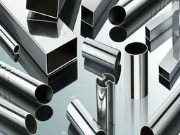 Трубы нержавеющие сталь марок AISI 304, 430, 201