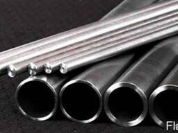 Трубы нержавеющие 12х18н10т 45х2, 5х3;3. 5; 4; 5; 6мм. Наличие