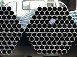 Труба нержавеющая AISI 201 размером 50. 8х1. 5 мм зеркальная