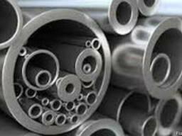 Труба н/ж 16х1, 5 круглая матовая AISI 304 сталь нержавейка