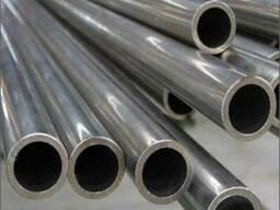 Труба нержавеющая ф 22,0х2,0 бесшовная сталь 12Х18Н10Т