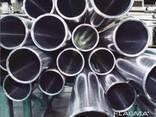 Труба нержавеющая круглая 102х19 ГОСТ 9940-81 12Х18Н10Т - AISI 321 - фото 1