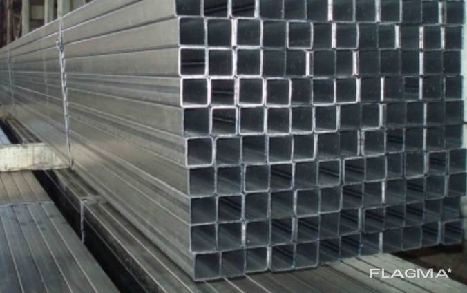 Труба алюминиевая квадратная