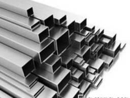Труба н/ж профильная квадратная 30х30х2 мм полированная AISI