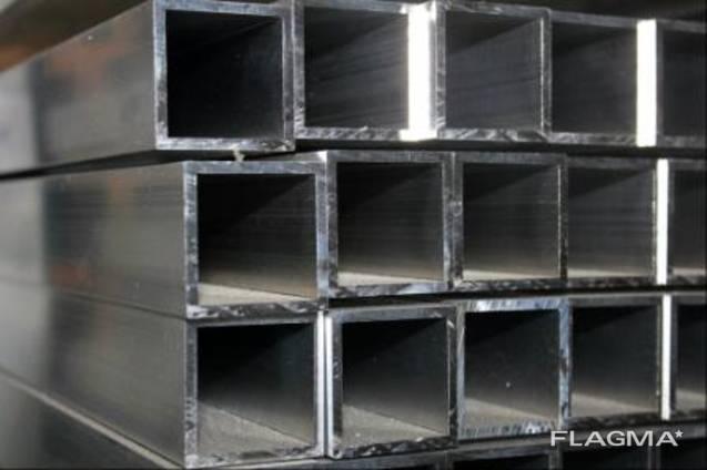 Труба профильная (квадратная, прямоугольная) цельнотянутая