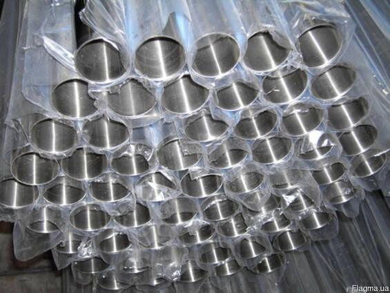 Труба нержавеющая круглая 6,0х1,0 AISI 201