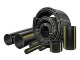 Труба ПЭ 450 газовая SDR 17.6. Труба пластиковая 450
