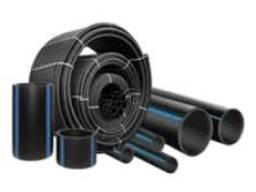 Труба полиэтиленовая 140х5,4 мм для воды ПЕ 100