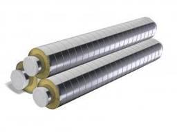 Труба попередньо ізольована в СПІРО оболонці 57/125 мм