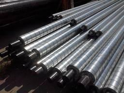 Труба ст. попередньо ізольова в Спіро оболонці 273/400 мм