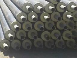 Труба ППУ ф133/225 от производителя для теплотрасс