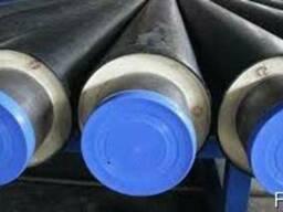 Трубы предварительно изолированные в ассортименте