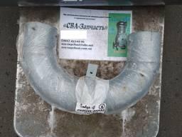 Труба приемная глушителя МАЗ-543208 5440А8 верхний выхлоп